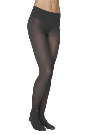 Swedish Stockings, OLIVIA,  60 denier Antracite grey