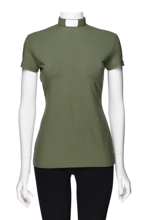 EVA green short sleeve
