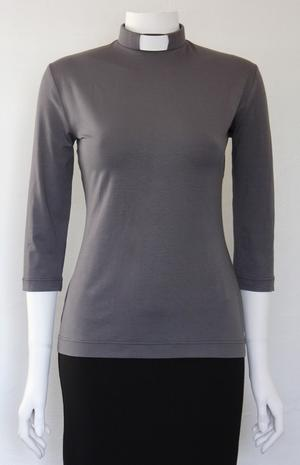 EVA medium grey, slim sleeve