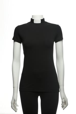 EVA black short sleeve