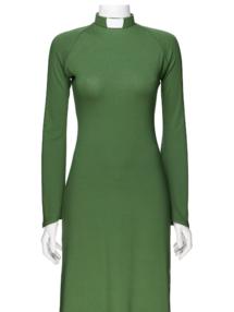 RUT- klänning klargrön