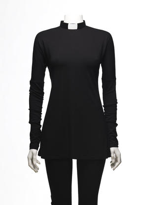 ESTER slim sleeve black
